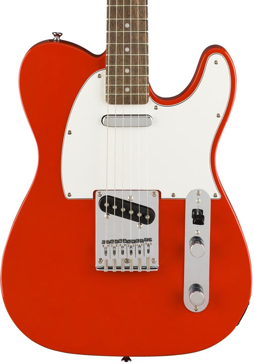 Fender Squier Affinity Series Telecaster Laurel Fingerboard Race Red