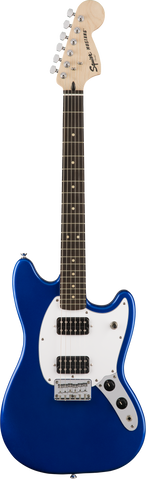 Fender Squire Bullet Mustang HH Electric Guitar imperial Blue