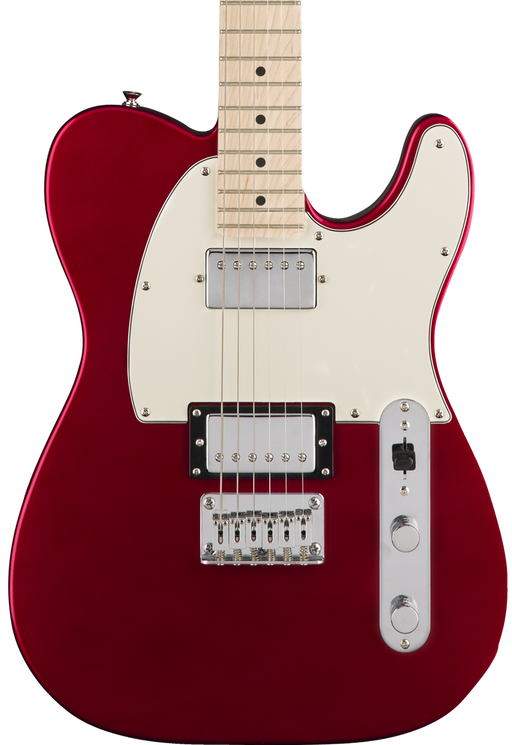 Fender Squier Contemporary Telecaster HH Dark Metallic Red - Scratch & Dent