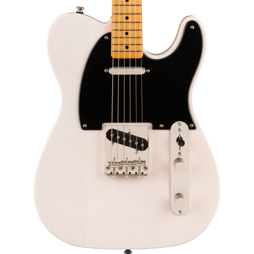 Squier Classic Vibe '50s Telecaster Maple Fingerboard White Blonde Electric Guitar