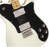 Squier Classic Vibe Maple Fingerboard 70's Telecaster Deluxe - Olympic White