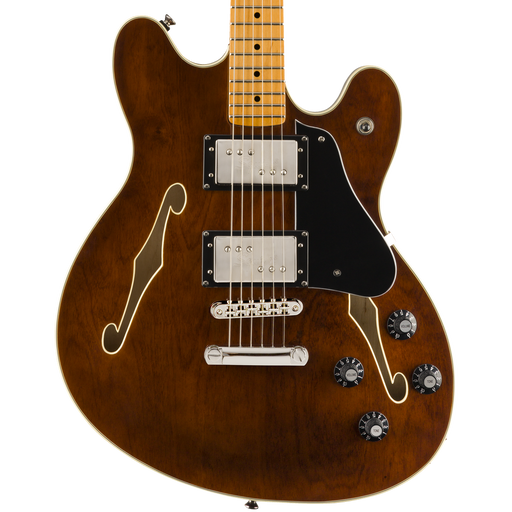 Squier Classic Vibe Starcaster Maple Fingerboard Walnut