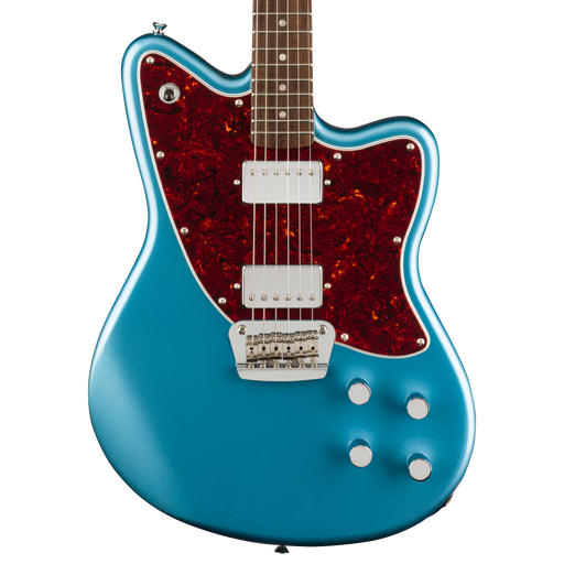 Squier Paranormal Toronado Laurel Fingerboard Lake Placid Blue Electric Guitar