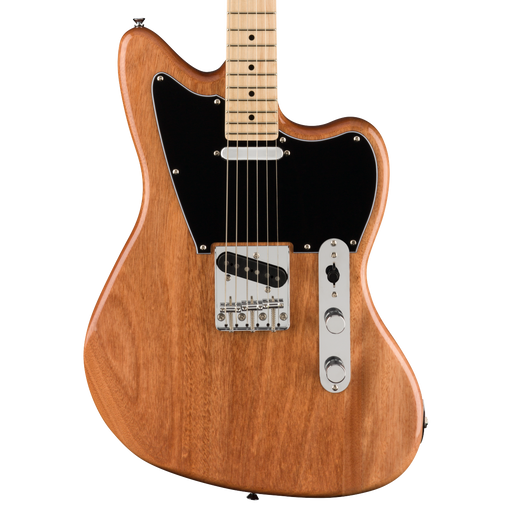 Squier Paranormal Offset Telecaster Maple Fingerboard Natural Electric Guitar