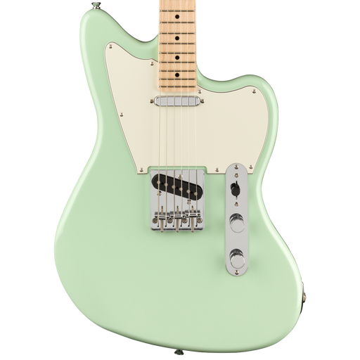 Squier Paranormal Offset Telecaster Maple Fingerboard Surf Green Electric Guitar