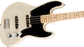 Squier Paranormal Jazz Bass '54 Maple Fingerboard White Blonde