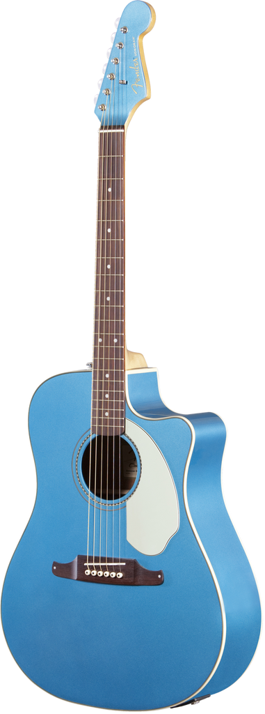 Fender Sonoran SCE Lake Placid Blue with Matching Headstock