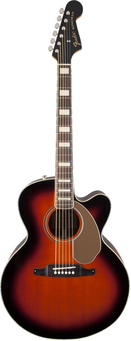 Fender Kingman Jumbo SCE 3-Color Sunburst