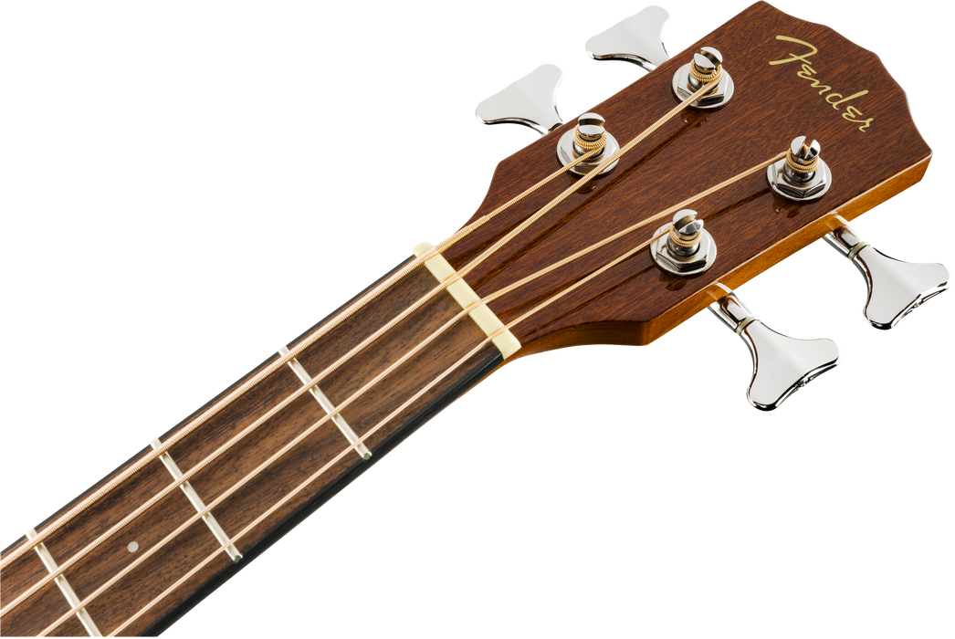 Fender CB-60SCE Acoustic‑Electric Bass Guitar Natural Finish