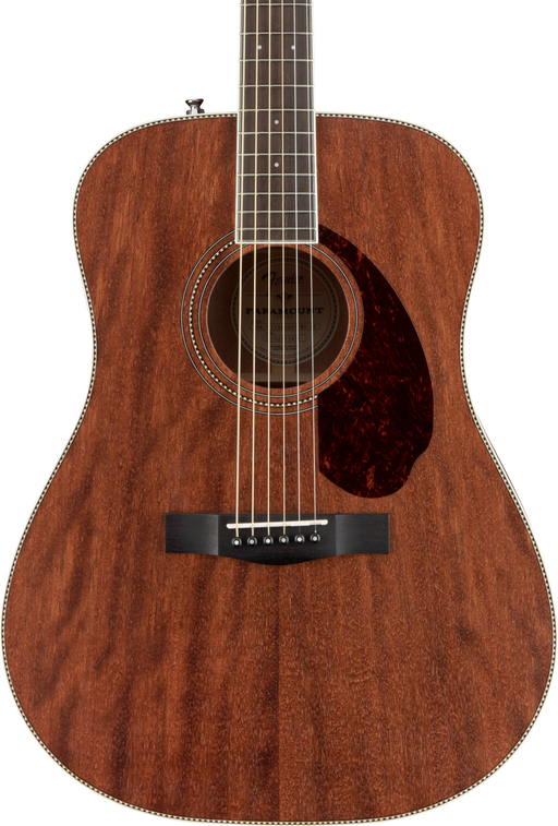 Fender PM-1 Dreadnought Ovangkol Fingerboard All-Mahogany With Case