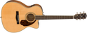 Fender PM-3 Standard 000 Paramount Series Acoustic/Electric Guitar