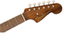 Fender Redondo Player Walnut Fingerboard Sunburst Acoustic Guitar