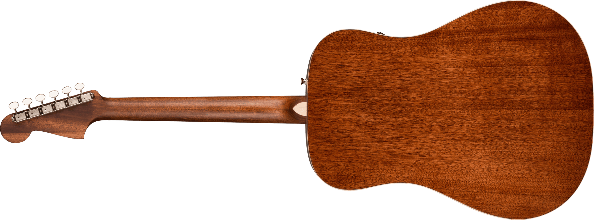 Fender Redondo Classic Pau Ferro Fingerboard Aged Cherry Burst Acoustic Guitar With Bag