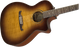 Fender FA-345CE Auditorium Size Acoustic Electric Guitar Laurel Fingerboard 3-Tone Tea Burst