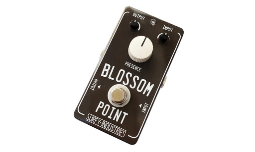 Surfy Industries BlossomPoint Overdrive Guitar Effect Pedal V2.0