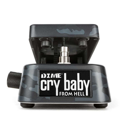 Dunlop DB01B Dimebag Crybaby From Hell Wah Wah Guitar Effect Pedal