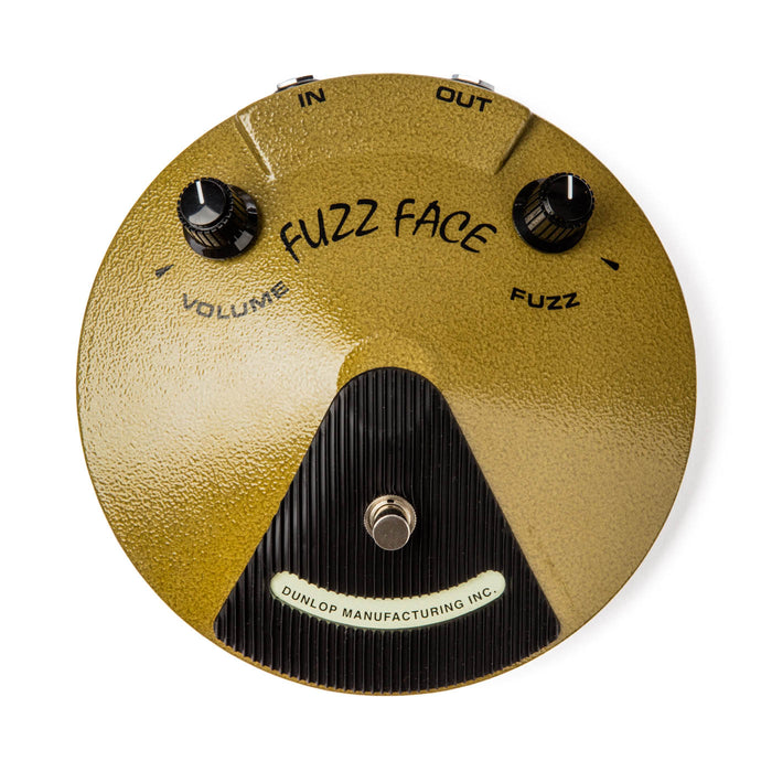 Dunlop Eric Johnson Fuzz Face Fuzz Guitar Effect Pedal EJF1
