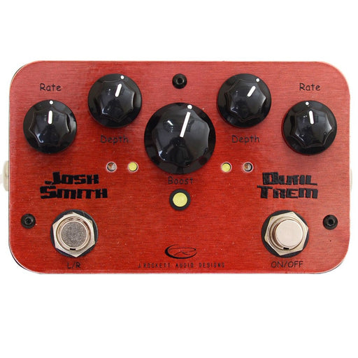 J Rockett Audio Designs Signature Series Josh Smith Dual Tremolo Guitar Effect Pedal
