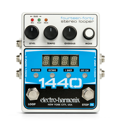 Electro-Harmonix 1440 Stereo Looper Guitar Effect Pedal