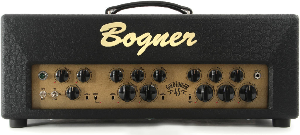 Bogner Goldfinger 45-Watt Head