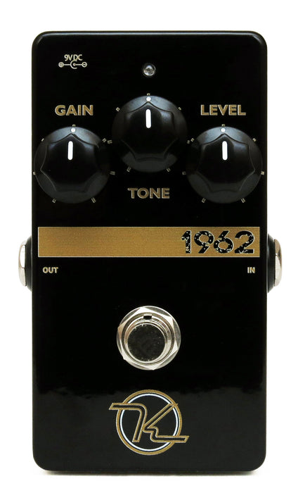 Keeley 1962 Overdrive Guitar Effect Pedal
