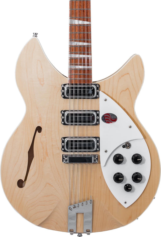 Rickenbacker 1993 Plus 12 String Mapleglo Semi Hollow Electric Guitar Townshend With Case