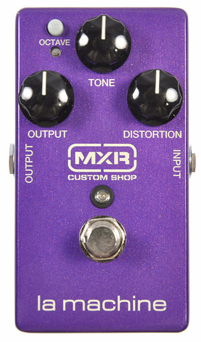 MXR CSP203 Custom Shop La Machine Octave Fuzz Guitar Pedal