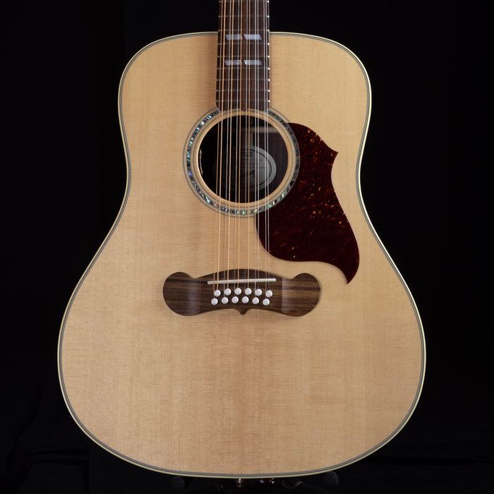 Gibson Songwriter 12-String Antique Natural Acoustic Guitar With Case