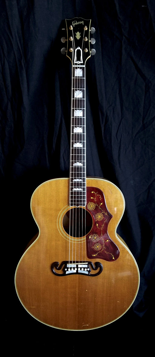 Vintage 1959 Gibson J-200N Jumbo Body Acoustic Guitar With OHSC