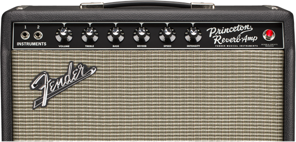 Fender '65 Princeton Reverb Limited Edition FSR C12Q Speaker Guitar Amplifier