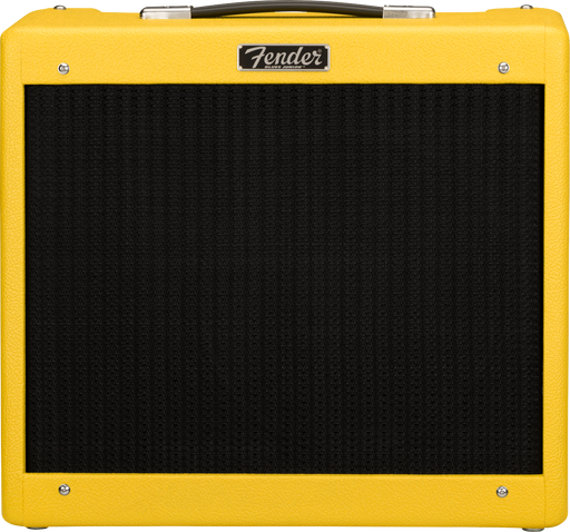 Fender Limited Edition Blues Junior IV Eminence Swamp Thang Graffiti Yellow Combo