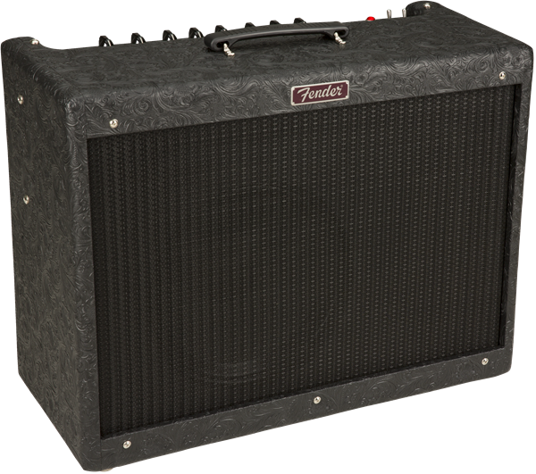 Fender Limited Edition '65 Deluxe Reverb Western Black