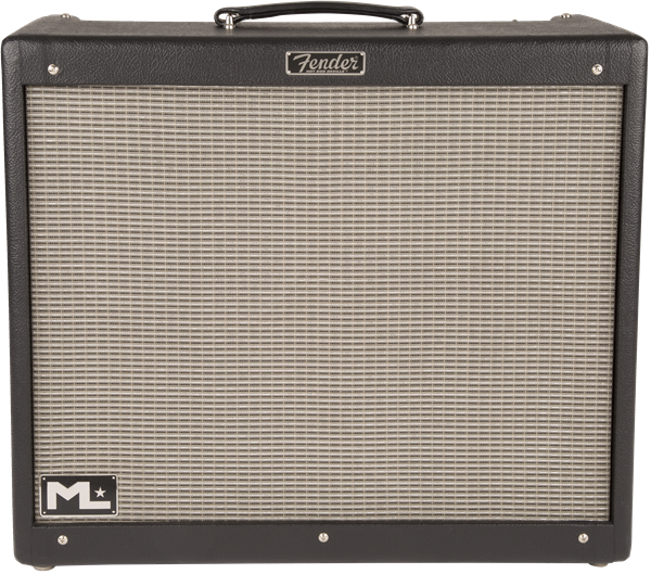 Fender Hot Rod DeVille Michael Landau ML 212 Black