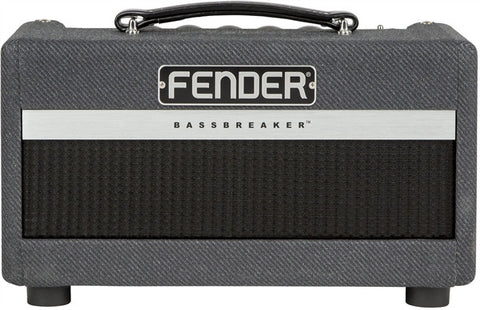 Fender Bassbreaker 007 EL84 Tube Guitar Amplifier Head