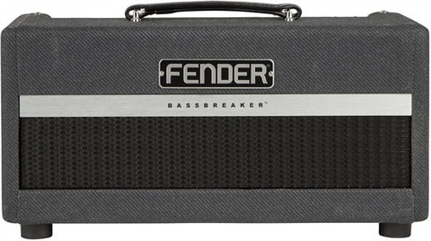 Fender Bassbreaker 15 EL84 Tube Guitar Amplifier Head