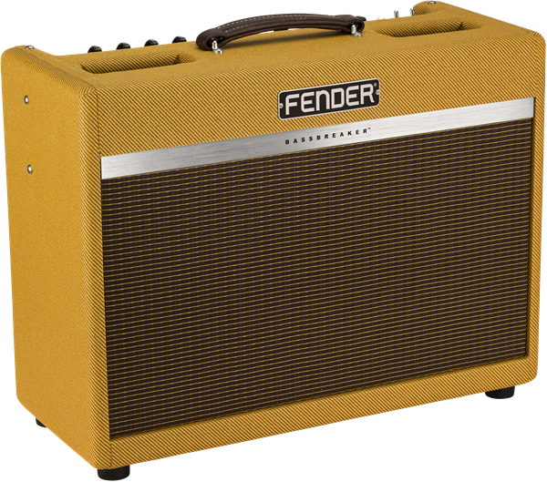 Fender Limited Edition Bassbreaker 30R with Celestion G12H30 Lacquered Tweed