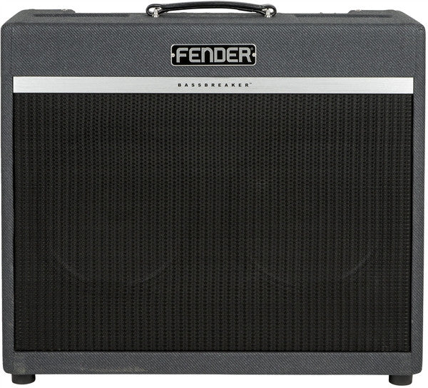 Fender Bassbreaker 45 1x12 EL34 Tube Guitar Amplifier Combo