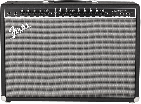 Fender Champion 100 2x12 Combo Guitar Amplifier