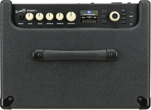 Fender Rumble Studio 40 Bass Amplifier Combo