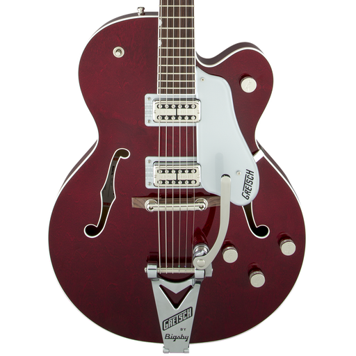 G6119T Players Edition Tennessee Rose with String-Thru Bigsby Dark Cherry Stain Electric Guitar With Case