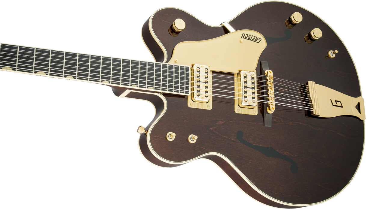 Gretsch G6122-6212 Vintage Select 62 Chet Atkins Country Gentleman String Walnut Stain
