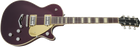 Gretsch G6228 Players Edition Jet BT V-Stoptail Rosewood Fingerboard Dark Cherry Metallic