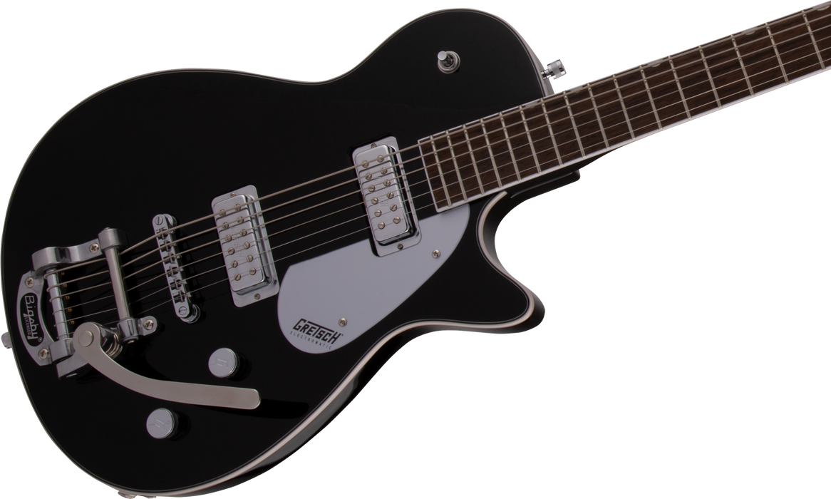 Gretsch G5260T Electromatic Jet Baritone w/ Bigsby Black Electric Guitar
