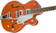 Gretsch G5420T Electromatic Bigsby Rosewood Fingerboard Orange