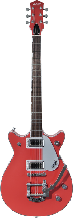 Gretsch G5232T Electromatic Double Jet FT Bigsby Laurel Board Tahiti Red
