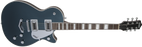 Gretsch G5220 Electromatic Jet BT Single-Cut with V-Stoptail Black Walnut Fingerboard Jade Grey Metallic