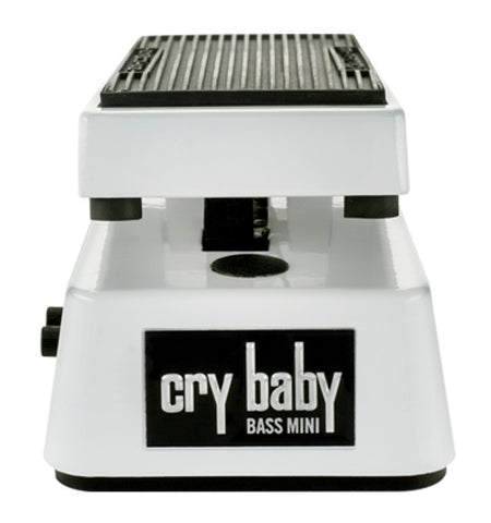 Dunlop CBM105Q Cry Baby Mini Bass Wah Guitar Pedal