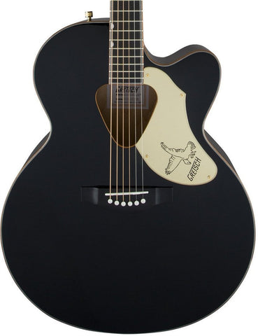 Gretsch G5022CBFE Black Falcon Jumbo  Acoustic Electric Acoustic Guitar