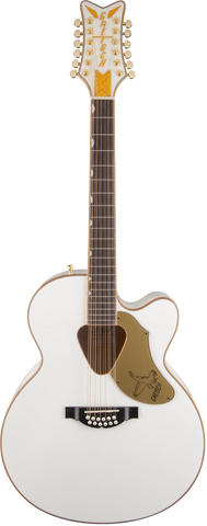 Gretsch G5022CWFE-12 Rancher Falcon Jumbo 12-String Cutaway Acoustic Electric Guitar