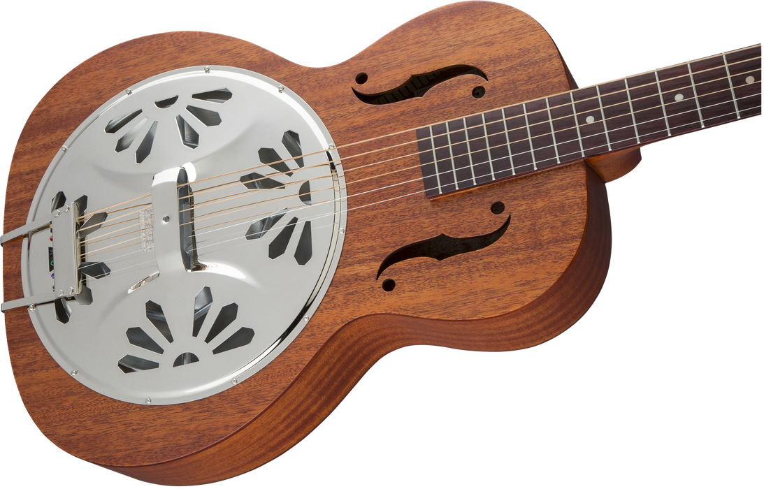 Gretsch Guitars Root Series G9200 Boxcar Round Neck Resonator Natural